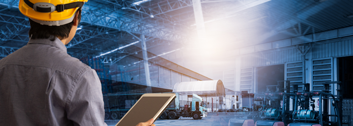 A digital factory automation & industrial IT