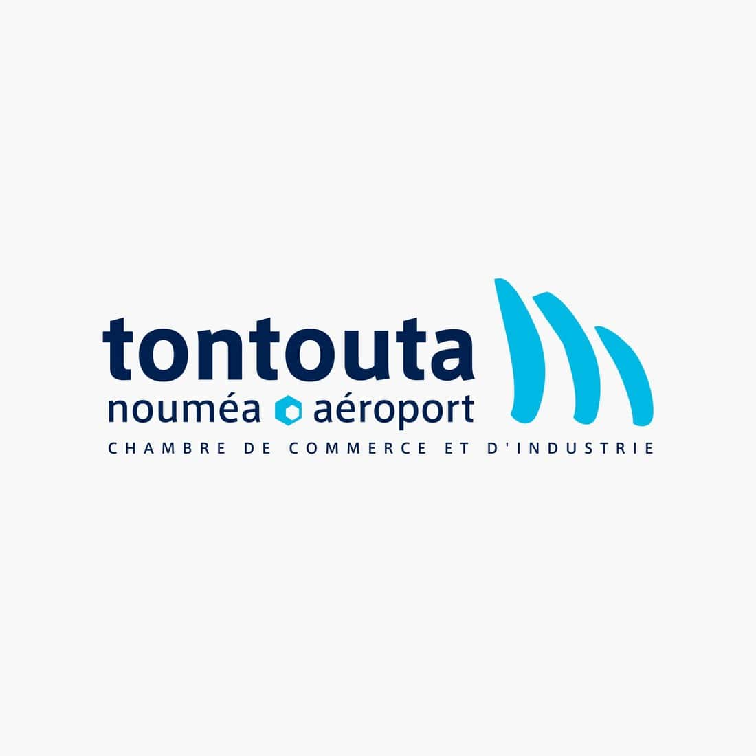 Logo aéroport Tontouta