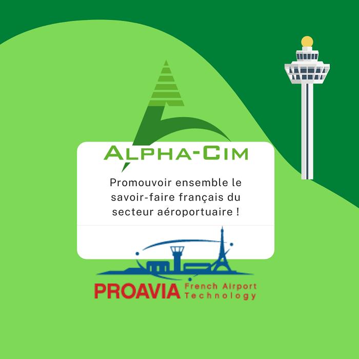 ALPHA-CIM chez Proavia