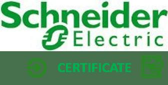 Intégrateur certifié Schneider-Electric Alliance