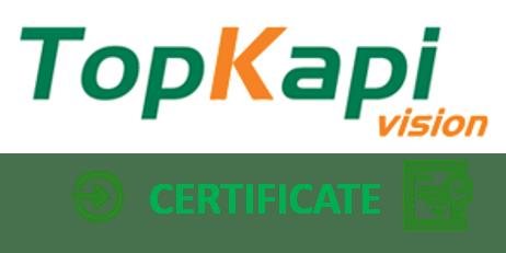 Intégrateur certifié Topkapi