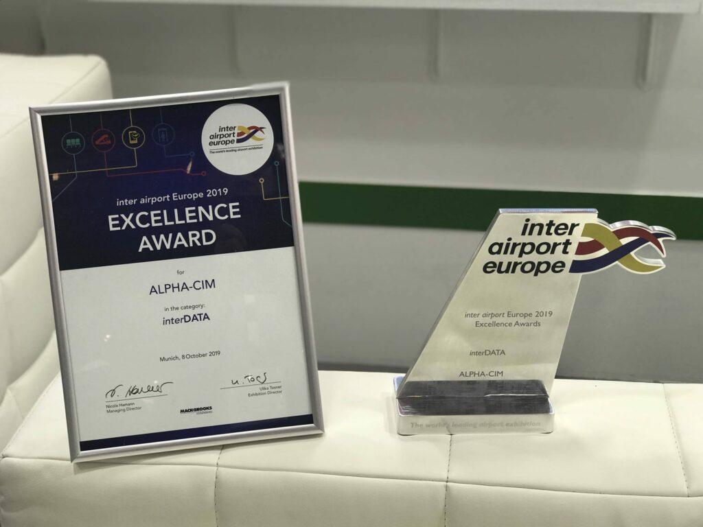 ISAC récompensé prix interDATA