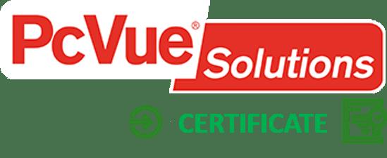Intégrateur certifié PCVue